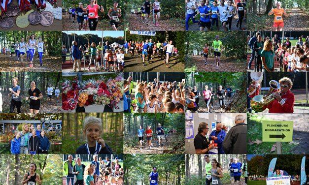 14-10-2018 Impressie Pijnenburg Bosmarathon