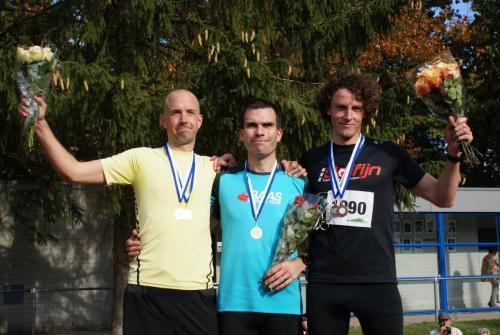 Podium Mannen 10km