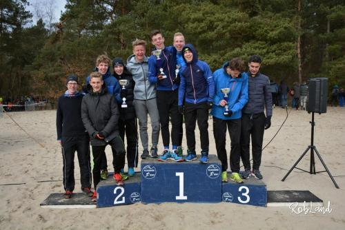 Podium Jongens Junioren AB Ploegen
